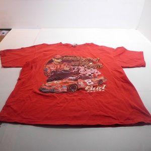 Chase Authentics Shirts - Dale Earnhardt Jr.   Bubweiser t- shirt X- Large